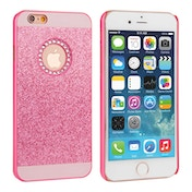 Apple iPhone 8 Flash Diamond Case - Pink (Ma)