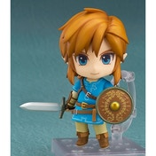 Ex-Display Link (The Legend of Zelda: Breath of the Wild) Nendoroid Action Figure Used - Like New