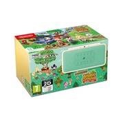 New Nintendo 2DS XL Animal Crossing New Leaf Welcome amiibo Edition (UK Plug)