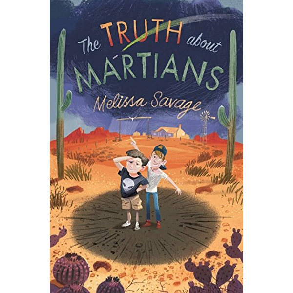 The Truth About Martians   Paperback / softback 2019
