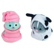 Zhu Zhu Babies Outfit PJ's and Cow