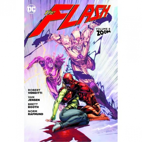 Flash  Volume 8: Zoom