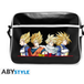 Dragon Ball - Dbz/Super Saiyans Vinyl Messenger Bag - Image 2