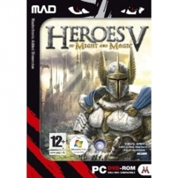 Ex-Display Heroes Of Might and Magic 5 V Game PC Used - Like New