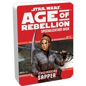 Star Wars: Age of Rebellion - Sapper Specialization Deck