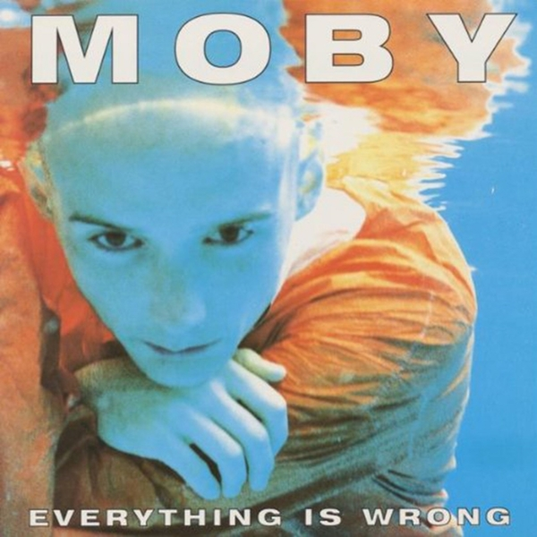 Moby - Everything Is Wrong Vinyl