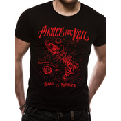 Pierce The Veil - Texas Is The Reason Men's Medium T-Shirt - Black