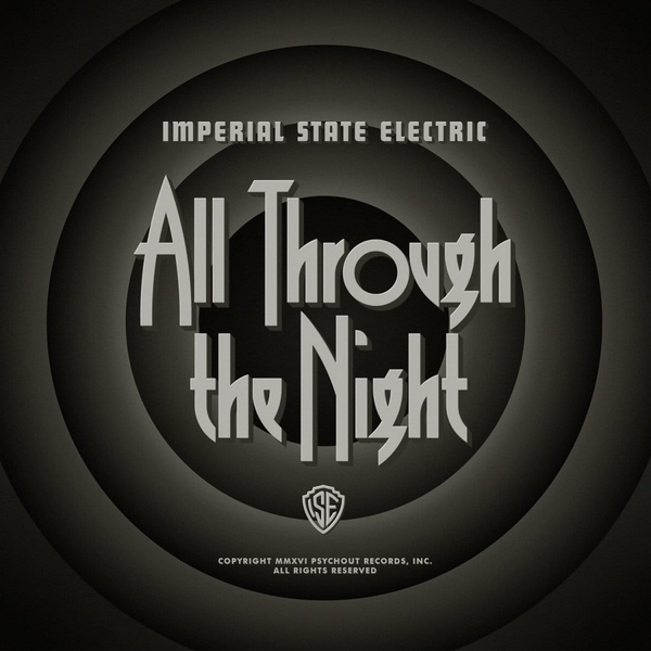 Imperial State Electric - All Through The Night Vinyl