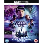 Ready Player One 4KUHD   Blu-ray   Digital Download