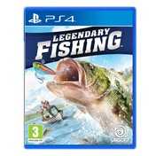 Legendary Fishing PS4 Game