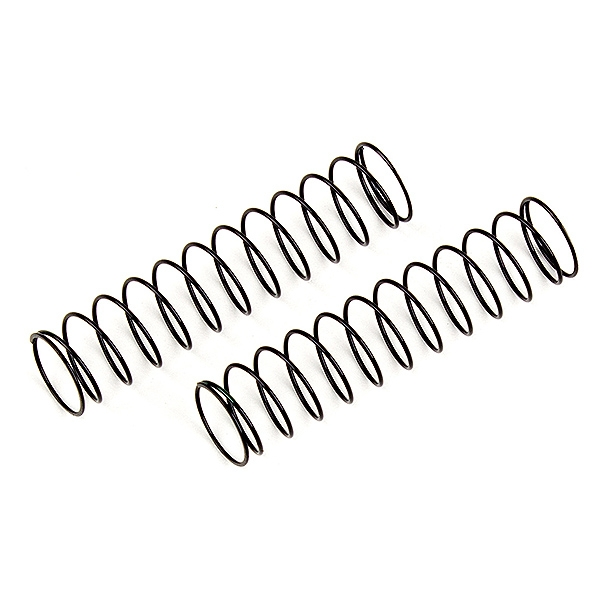 Element Rc Shock Springs, Green, 0.71 Lb/In, L63 Mm