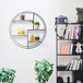 Floating Circle Shelf | M&W 4 Tier - Image 3