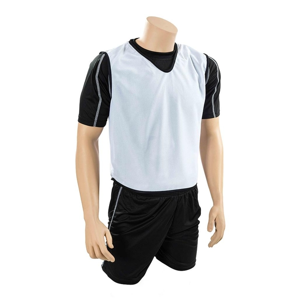 Mesh Training Bib (Youth, Adult) White Youths