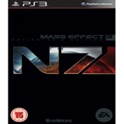 Mass Effect 3 N7 Collector's Edition Game PS3
