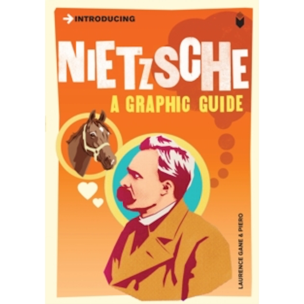 Introducing Nietzsche: A Graphic Guide by Laurence Gane, Piero (Paperback, 2008)