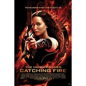 Hunger Games Maxi Poster