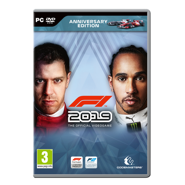 F1 2019 Anniversary Edition PC Game