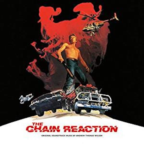 Jerry Goldsmith - The Chain Reaction Vinyl