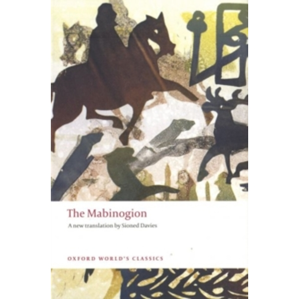 The Mabinogion by Oxford University Press (Paperback, 2010)
