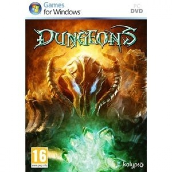 Dungeons Limited Edition Game PC