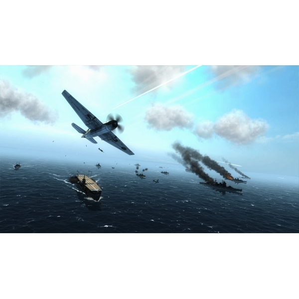 Air Conflicts Pacific Carriers Game PC - Image 4