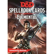 Dungeons & Dragons  Elemental Evil Spell Deck