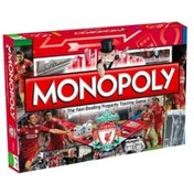 Liverpool Football Club Monopoly Board Game