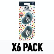 Blueberry (Pack Of 6) Mini Duo Air Freshener