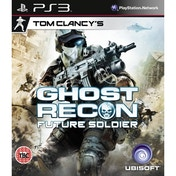 Tom Clancys Ghost Recon Future Soldier Game PS3