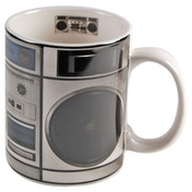 MugBug Ghettoblaster Logo Novelty Coffee/Tea Mug