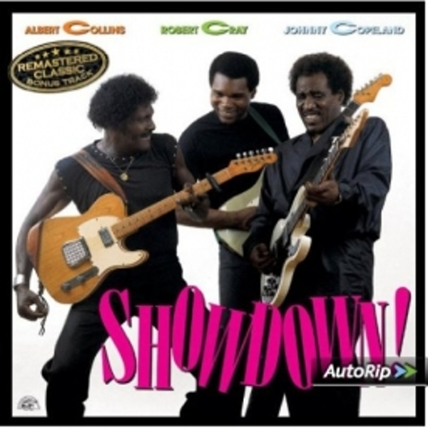 Albert Collins  Robert Cray & Johnny Copeland - Showdown CD