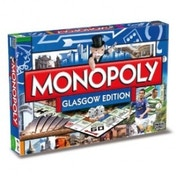 Glasgow Monopoly Board Game