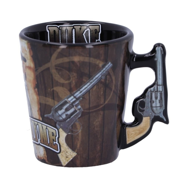 John Wayne The Duke Gun Handle Espresso Cup