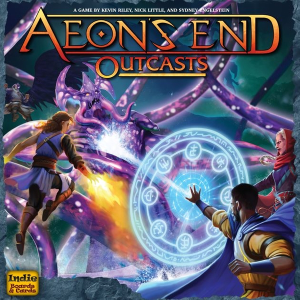 Aeon's End: Outcasts Standalone Board Game