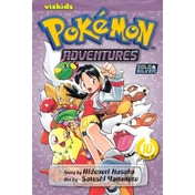 Pokemon Adventures, Vol. 10 : 10
