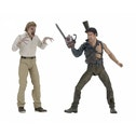 "Ash & Ed Getley 30th Anniversary (Evil Dead 2) 7"" Figure 2 Pack"