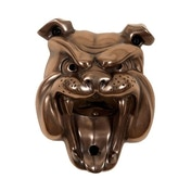 Beer Buddies Bronze Bulldog Wall Mounted Bottle Opener