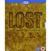 Lost - The Complete Collection - Season 1-6 Blu-ray