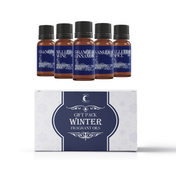 Mystic Moments Winter Fragrant Oils Gift Starter Pack