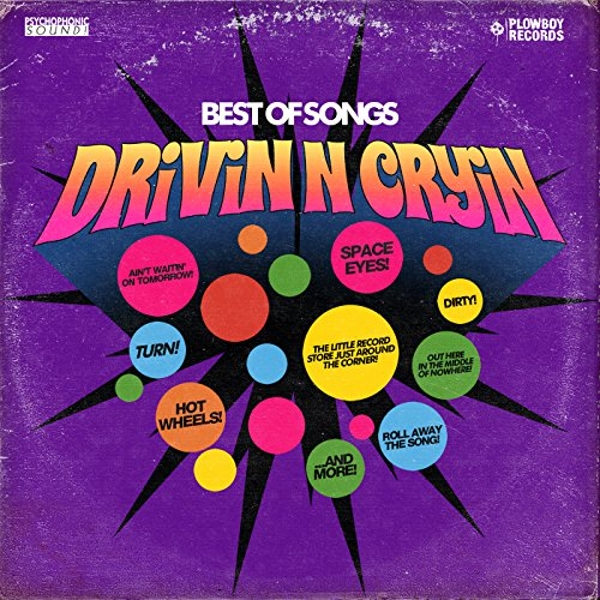Drivin' N' Cryin' - Best Of Songs Vinyl