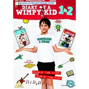 Diary of a Wimpy Kid 1 & 2 DVD