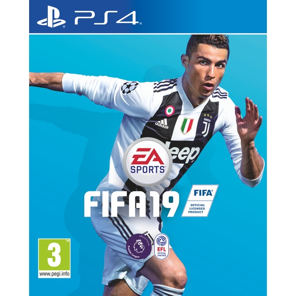 FIFA 19 PS4 Game - Image 1