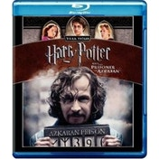 Harry Potter and the Prisoner of Azkaban 'Year Three' Blu-Ray
