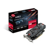 Asus AREZ Radeon RX 560, 2GB DDR5, PCIe3, DVI, HDMI, DP, 1197MHz Clock, Overclocked, VR Ready