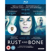 Rust And Bone Blu Ray