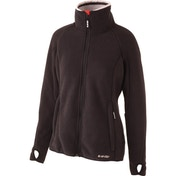Hi-Tec Women's Small Black/Shadow Traful Fleece