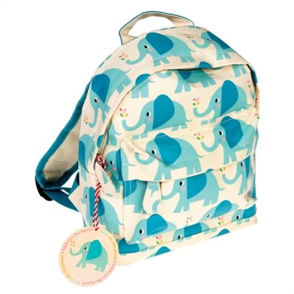 Childrens Backpack - Elvis The Elephant