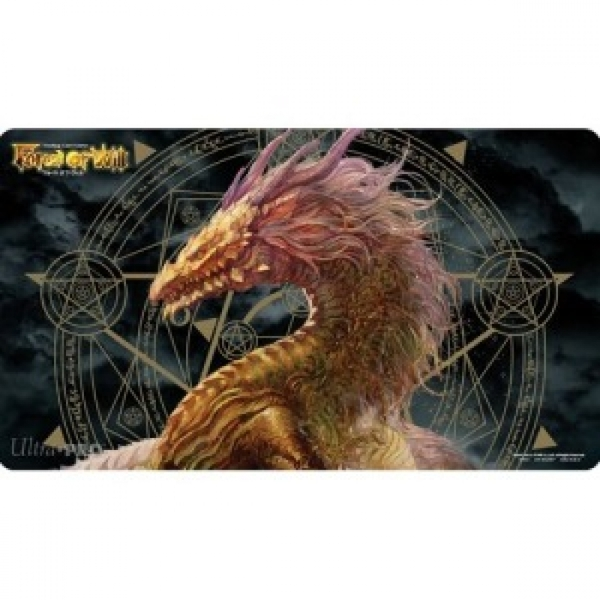 Ultra Pro Force Of Will Golden Week Limited Edition Play Mat