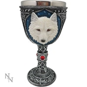 Ghost Wolf Goblet Large