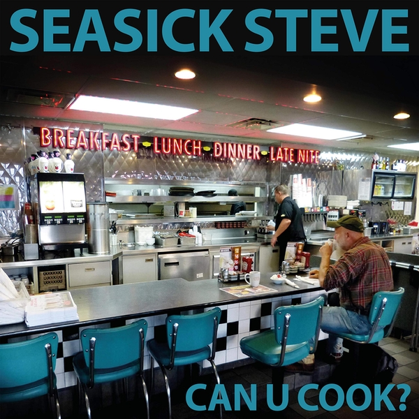 Seasick Steve - Can U Cook? Vinyl